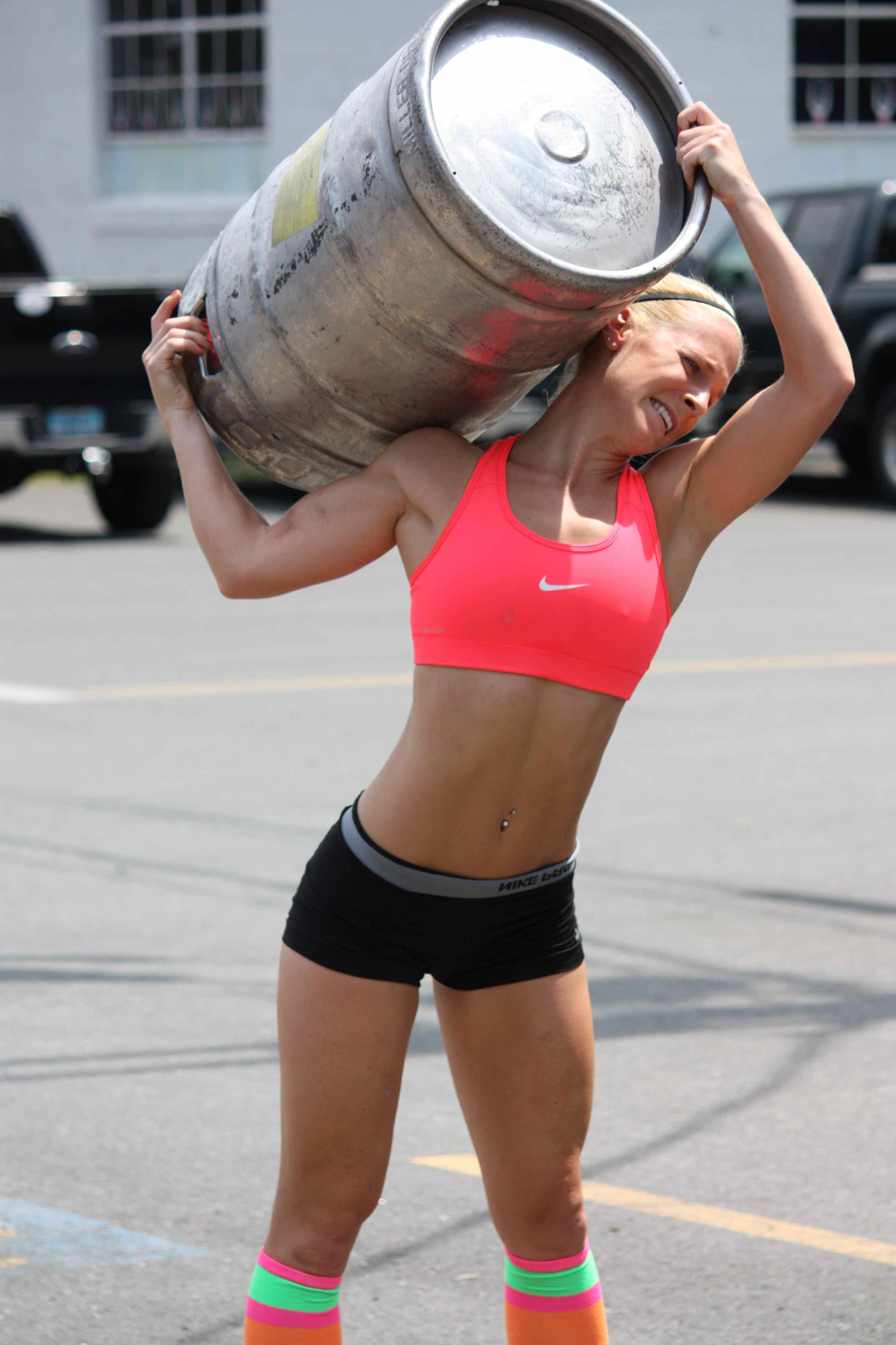 Why Women Should Lift Heavy