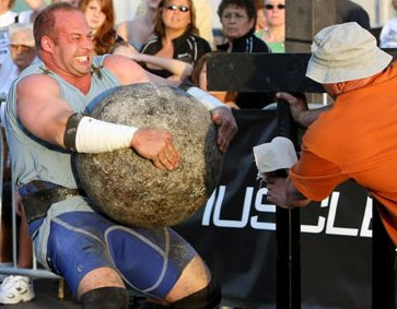 Strongman Training Can Boost Your Gains in the Gym