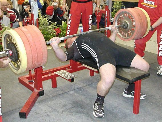 5 Tips To Improve Your Bench