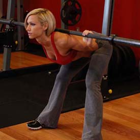 women's strength legs
