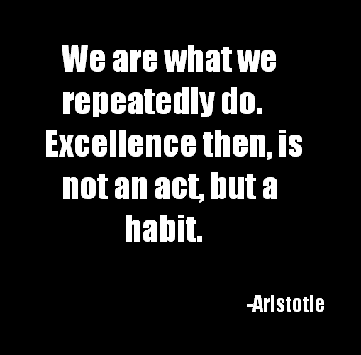 aristotle habits