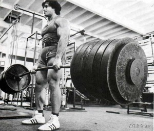 deadlift strength training