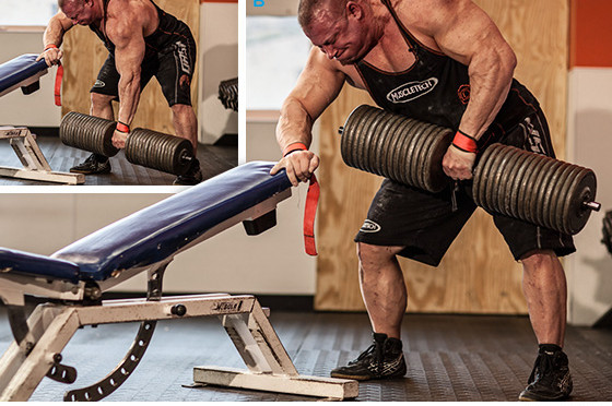 Bent Over Barbell Rows Or Dumbbell Rows?