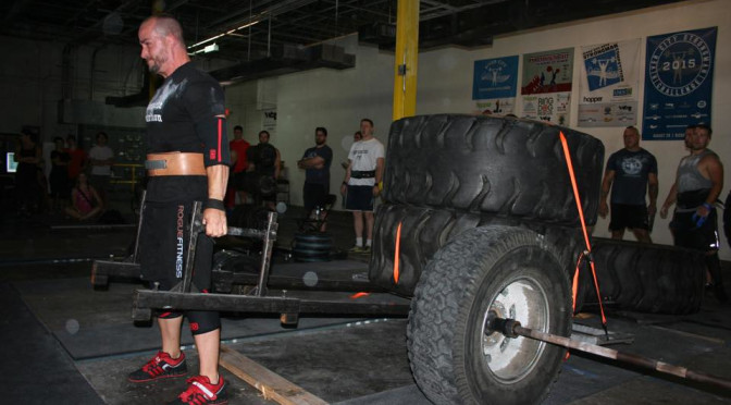 What I Learned From Winning Strongman